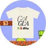 メルセデス・ベンツ日本 GLA×マリオTシャツプレゼントキャンペーン