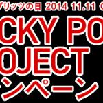 ポッキー 111万円が当たる!|地球にぶっさせ!!POCKY POLE PROJECTキャンペーン
