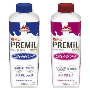 新しいミルク プレミル 15,000名様体感キャンペーン!
