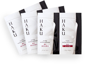 HAKU 10周年記念 10万人体感サンプリング