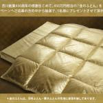 西川創業450周年大感謝祭 金のふとん(450万円相当)を当てようキャンペーン